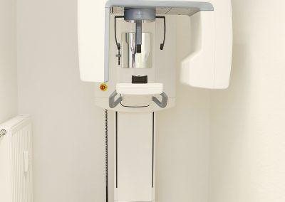 Ausstattung der Zahnarztpraxis Dr. Matz
